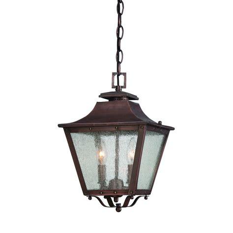 Hanging Lantern Light Fixture Acclaim Lighting Lafayette 2 Light Copper Patina Outdoor Hanging Lantern 8716cp The Home Depot
