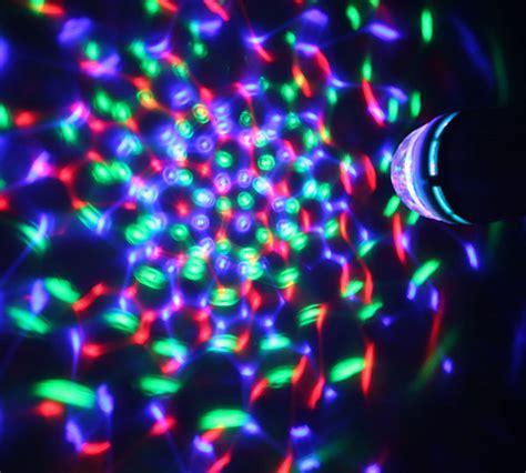 Rotating Disco Light by Rotating Led Disco Light Bulb Cool Sh T I Buy