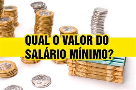 qual e o valor do salario minimo do brasil newhairstylesformen2014 qual o valor do sal 193 rio m 205 nimo 2019 atualizado 2019