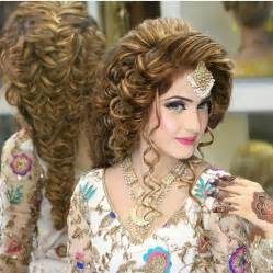 curly hair parlours dubai hairstyle ideas on walima for brides hairzstyle com