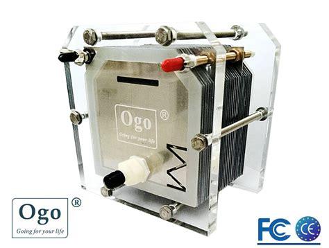 aliexpress buy new ogo hho gas generator 25plates