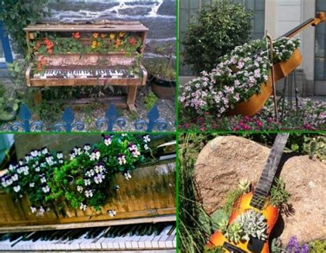 backyard instruments 37 creative diy garden ideas ultimate home ideas