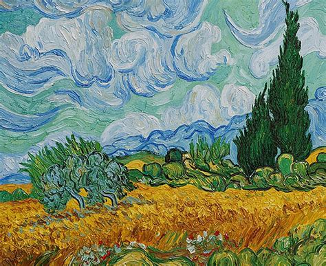 van gogh basic art project 7 famous painter research intro to art