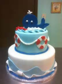 anchor baby shower cake 1000 images about whale cakes on