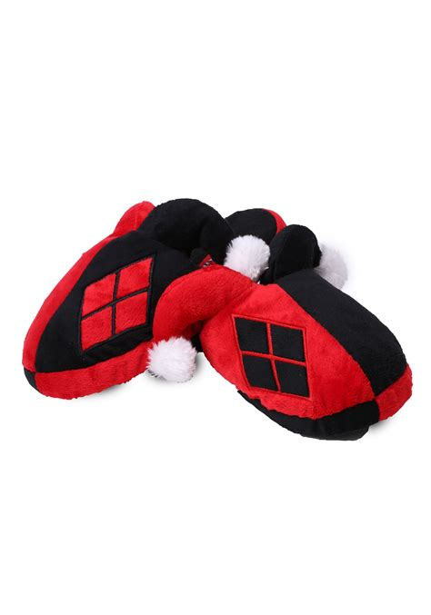 harley slippers harley quinn slippers for