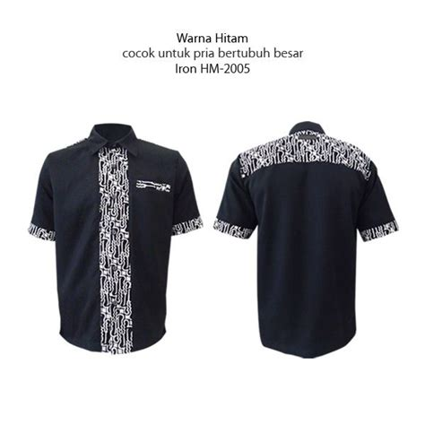 Kemeja Biru Dongker Kemeja Navy Batik 18 best batik images on kebaya shirts and menswear