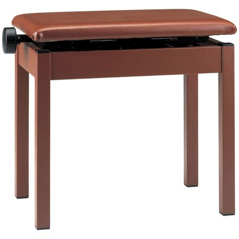 Roland Piano Stool by Disc Roland Bnc 05 Medium Cherry Rise And Fall Piano Stool