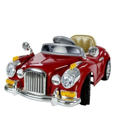 battery light on car bhuvid kids battery operated ride on vintage car with