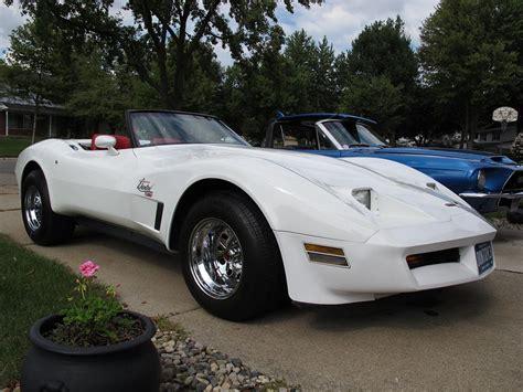 corvettes on craigslist 1980 duntov turbo convertible