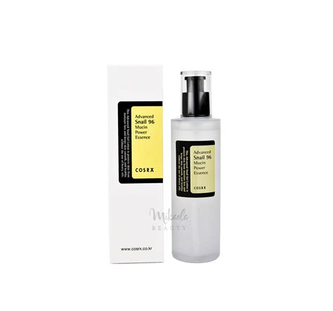 Cosrx Advanced Snail 96 Mucin Power Essence 100 Ml Original 100 Korea cosrx advanced snail 96 mucin power essence canada mikaela