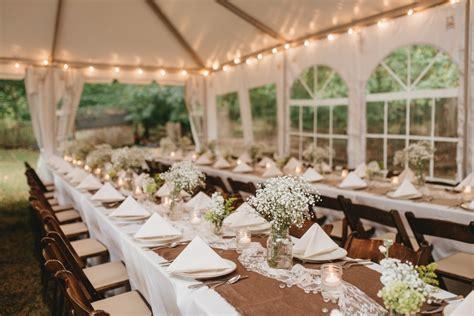 Backyard Wedding Dc Grace Tolu S Fall Backyard Wedding In Maryland