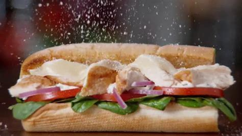 Better Sandwich subway chicken caesar melt tv commercial better sandwich