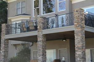 home balcony design simple home your home can look amazing when you add some wrought iron