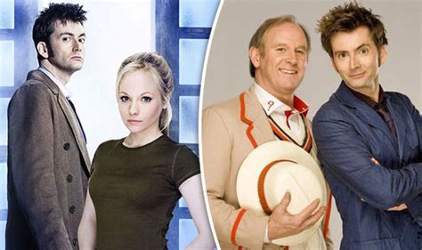 david tennant daughter doctor who time lord peter davison reveals real reason
