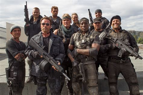 the expendables 3 2014 big screen action exclusive ronda rousey expendables iii gallery pics whoatv