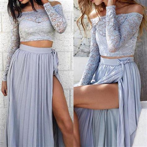 Set Lace Top dress clothes lace lace top lace dress lace set