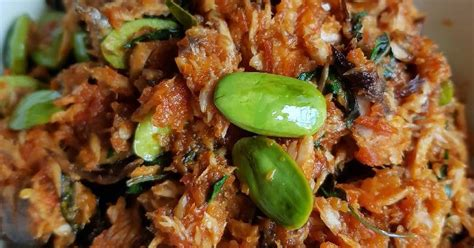 resep tongkol suir enak  sederhana cookpad