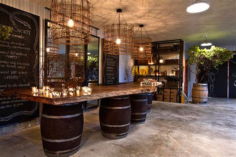 Home Wine Tasting Room Design 3 Haunts In Calistoga California Home Design