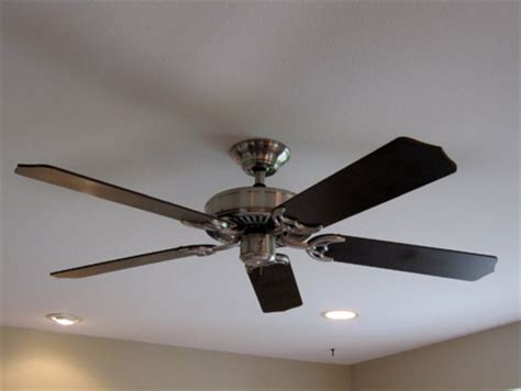 spray paint ceiling fan home dzine craft ideas great uses for rust oleum spray paint