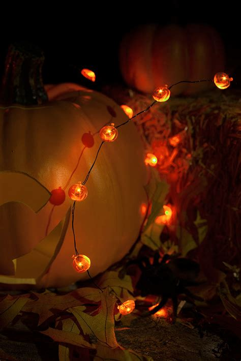 battery operated pumpkins led pumpkin battery operated mini string lights