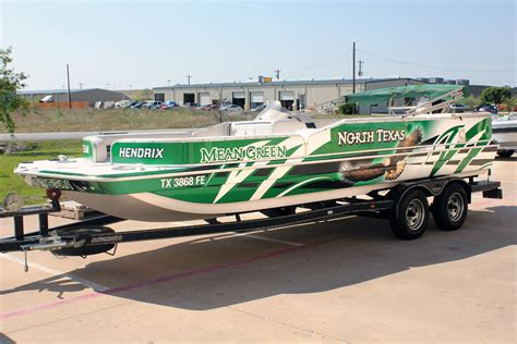 yamaha boats dallas boat wraps dfw zilla wraps