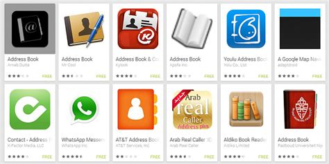 picture book app basic address book app android forums at androidcentral