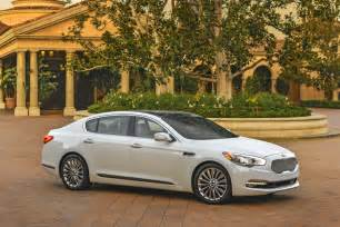 2015 kia k900 la auto show and photos