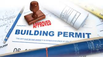 Image result for building permit picture