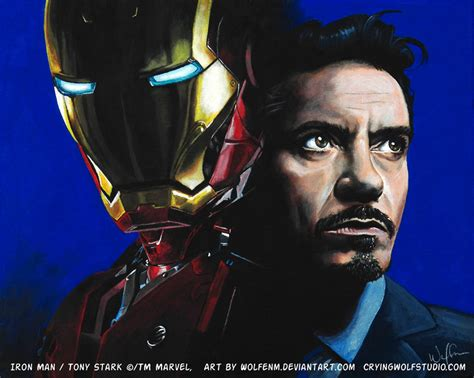 Iron Tony Stark noahthegreater s idea for how to do marvel s iron 4