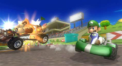 Wii U Spiele Motorrad by Test Mario Kart