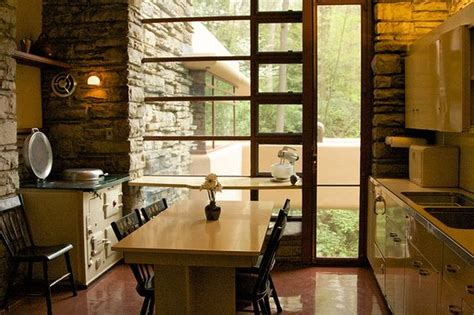 frank lloyd wright kitchen design kitchen fallingwater frank lloyd wright architecture fallingwater pinterest stove aga