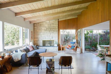 midcentury modern home makeovers  impressed