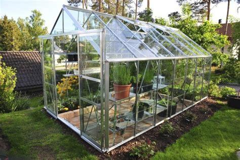 Glashaus Fur Garten gew 228 chshaus bauen tipps f 252 r hobby g 228 rtner zur anzucht