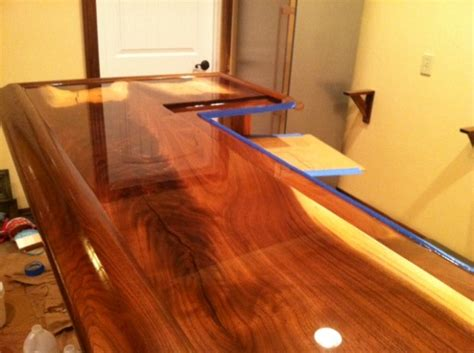 bar top epoxy ideas how to epoxy a bar top gallery all about home design jmhafen com