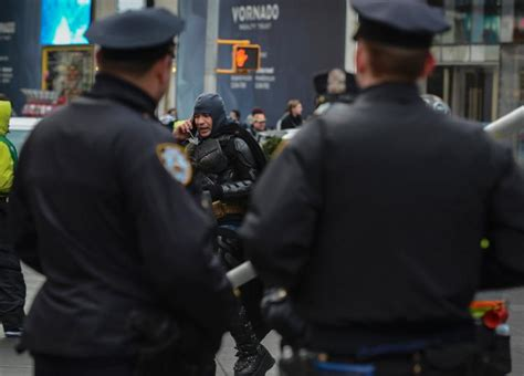 arrested times square character files 100m suit against exclusive times square batman arrested ny daily news