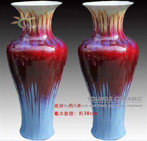 Indoor Vases by Large China Porcelain Floor Vase For Indoor Home