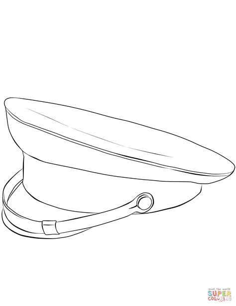 derby hat coloring page derby hat colouring pages sketch coloring page