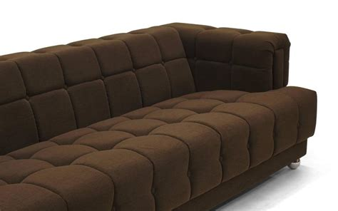 are chesterfield sofas comfortable even arm tufted chesterfield sofa 1970s new upholstery