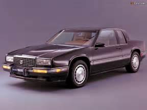 Cadillac Eldorado 1990 Cadillac Eldorado Touring Coupe 1990 91 Wallpapers 1024x768
