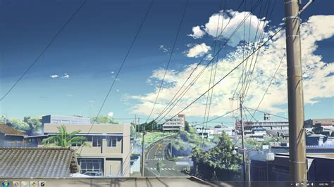 aesthetic anime wallpaper 5 centimeters per second wallpaper google search