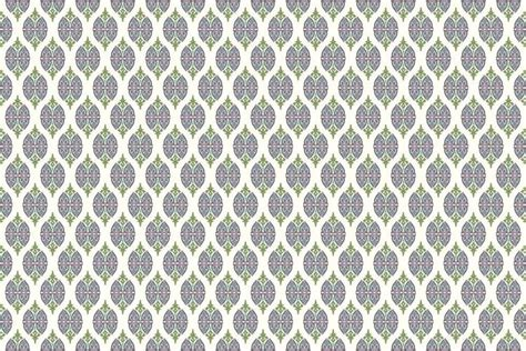 White Home Interior Design by Colorful Seamless Pattern Wallpaper For Interior Designers