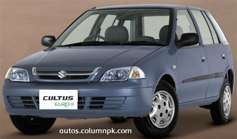 Suzuki Price In Pakistan Top 10 Cheapest Family Cars In Pakistan With Price