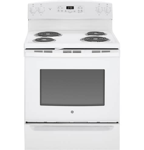 kitchen appliances buy used ge appliances product on alibaba com ge 174 30 quot free standing electric range jb255djww ge