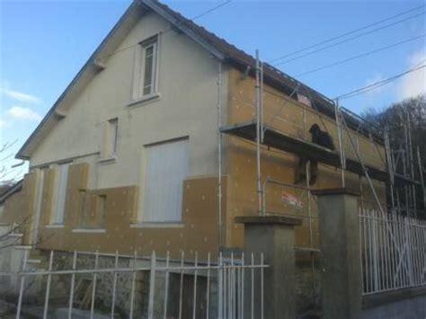 Isolation Exterieur Maison Neuve