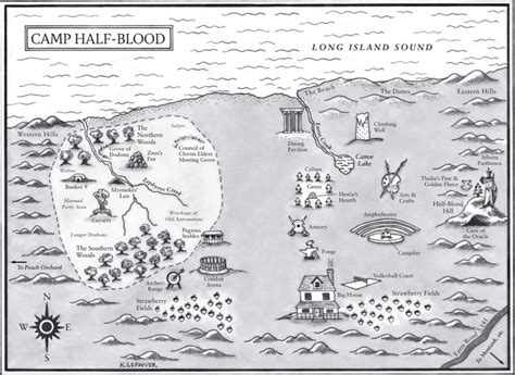 c half blood map 17 best images about percy jackson s world on