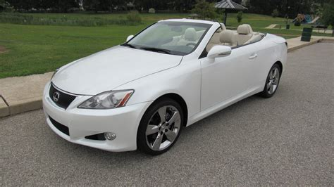 lexus convertible 2010 2010 lexus is250 convertible s32 louisville 2016