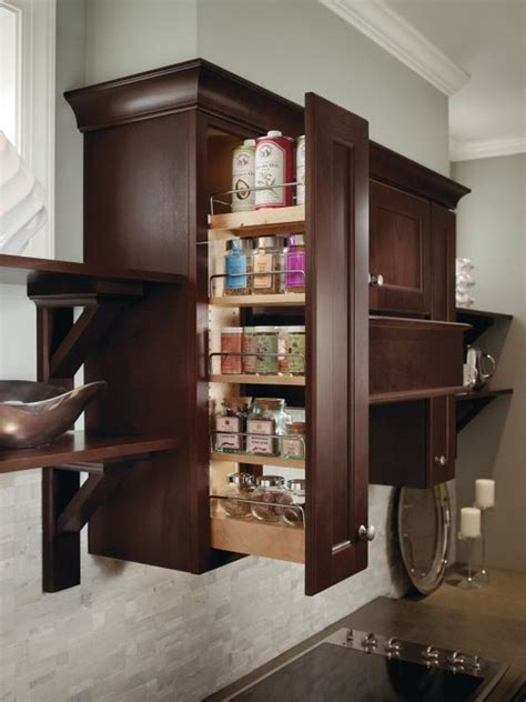 Schrock Pantry Cabinet by Pullout Spice Rack A Cook S Http Www Menards
