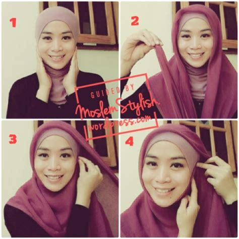 Gamis Nabilla Pashmina tutorial gambar simple search results