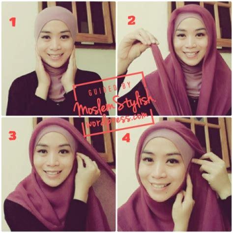 hijab tutorial hijab paris simply hijab tutorial for paris hijab muslimahsplash