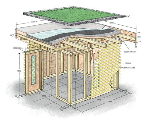 costruire una in legno come costruire una casetta di legno da giardino
